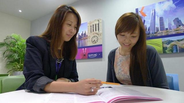 Miễn phí phí ghi danh khi nộp hồ sơ Kaplan Singapore tại INEC