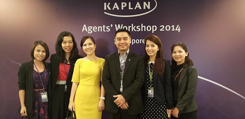 Học bổng của Học viện Kaplan Singapore