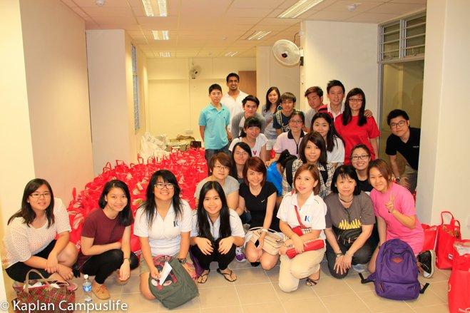 Hội thảo tập đoàn giáo dục Kaplan Mỹ tại Singapore tháng 8/2016
