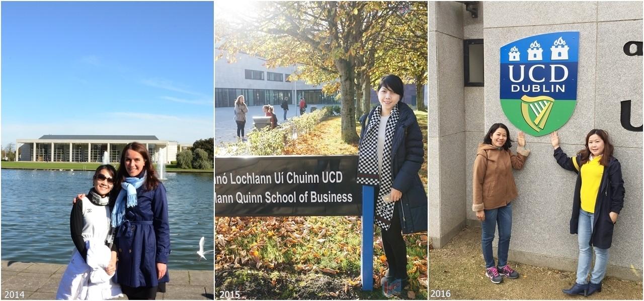 INEC là công ty duy nhất tại Việt Nam 3 lần liên tiếp được Kaplan mời qua thăm ĐH Dublin (Ireland) – một đối tác của trường